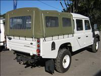 2002 Defender Td5 130 Dual Cab Ute Style Side Sold