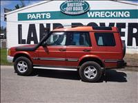 2000 Kinversand Td5 Discovery Sold British Off Road