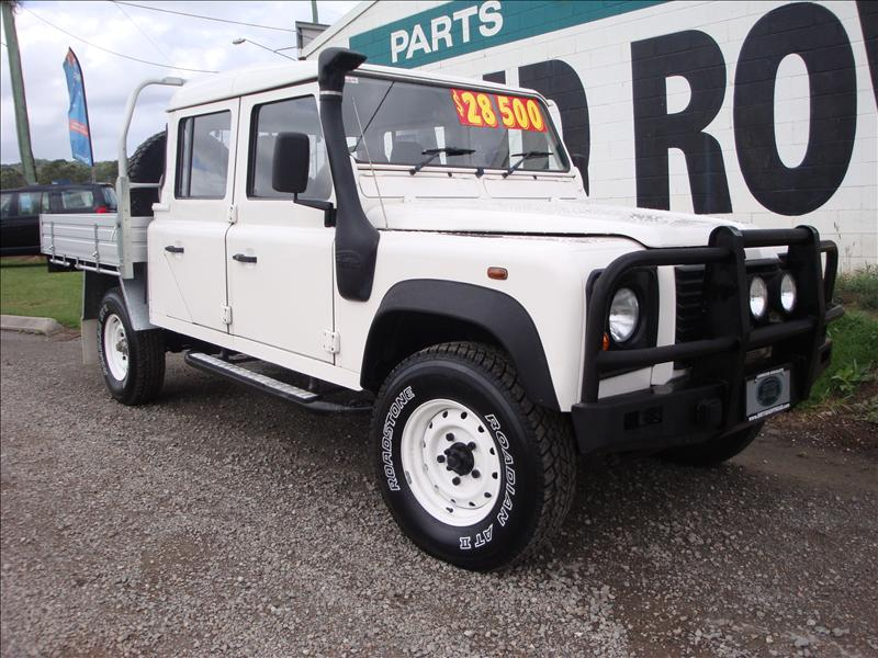 2003 Defender 300 Td5 Dual Cab Ute Sold British Off Road