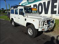 2001 White Land Rover Defender Td5 110 Wagon For Sale
