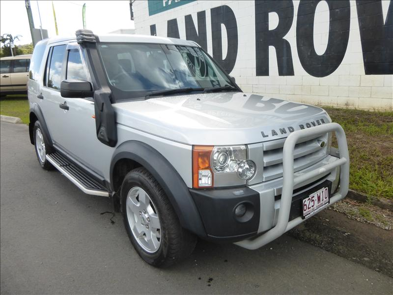 2005 Silver Land Rover Discovery 3 Hse V8 Sold British Off Road