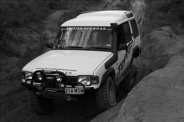 The Land Rover Spare Parts Specialists