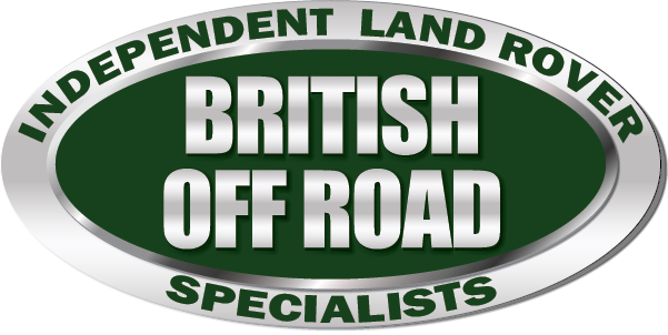 British Off Road - Your LandRover and RangeRover specialist for new and used spare parts