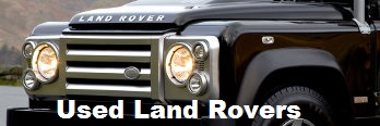 Used Land Rovers