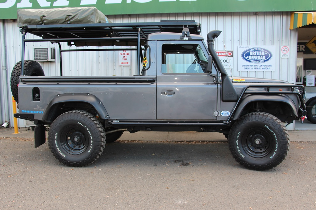 Land Rover Specialists British Off Road Custom