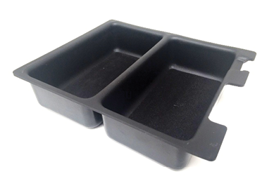 MUD Cubby Box Tray