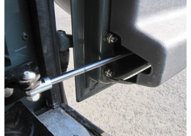 Defender Rear Door Gas Strut (post 2002)
