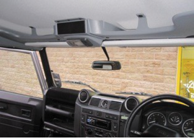 MUD Defender Roof Console