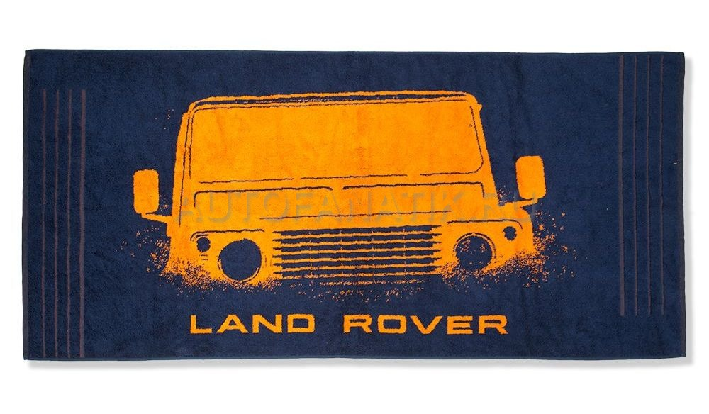 Land Rover Defender Towel