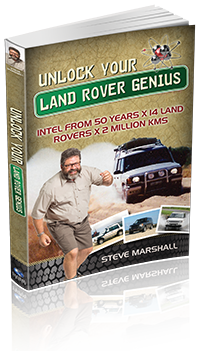 Unlock Your Landrover Genius Book